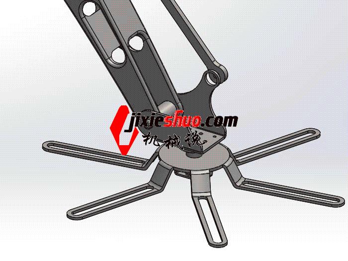 码垛机械臂 rbaf2003 Solidworks 格式 3D图纸 三维模型