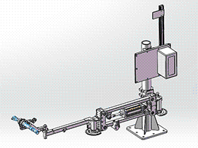 机械手助力臂 RBAH1006 通用格式 3D图纸 三维模型