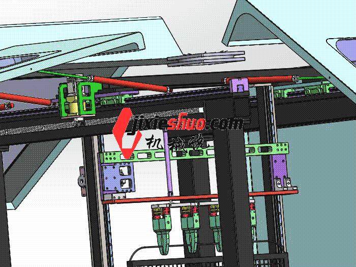 高压清洗车 SPWB2021 solidworks格式 3D图纸 三维模型