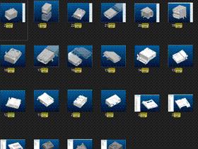 USB接头 ycal0002 solidworks STEP格式 3D图纸 三维模型