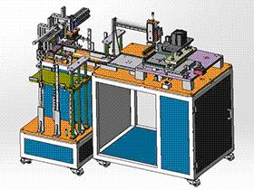 裁切机(solidworks全套模型) zdcd2008 Solidworks 格式 3D图纸 三维模型